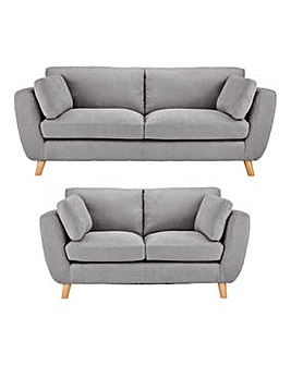Juno 3 Plus 2 Seater Sofa