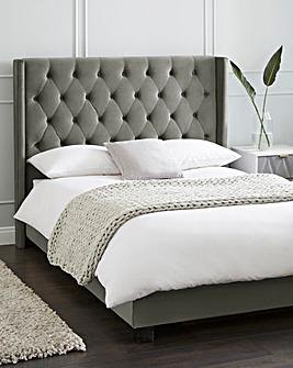 Allegra Storage Bed Frame with Silentnight Pocket Mattress