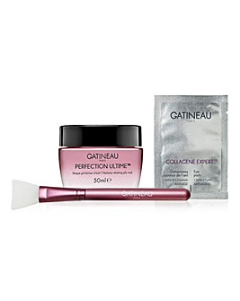 Gatineau PU Jelly Mask With Applicator and Eye Compresses