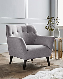 Nevada Fabric Accent Chair