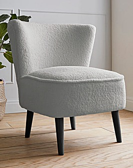 Alice Teddy Accent Chair