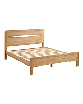 Malmo Wooden Bed Frame