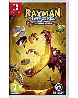 RAY MAN LEGENDS DEFINITIVE EDITION