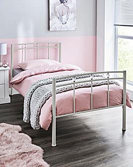 Eliana Kid's Metal Bed Frame