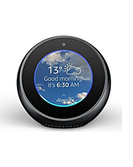 Amazon Echo Spot Black