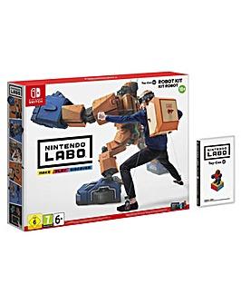 Nintendo Labo Robot Kit Toy Con 2