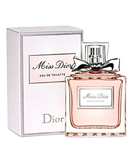 Miss Dior 100ml Eau de Toilette