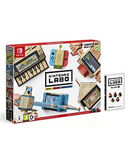 Nintendo Labo Variety Kit Toy Con 1