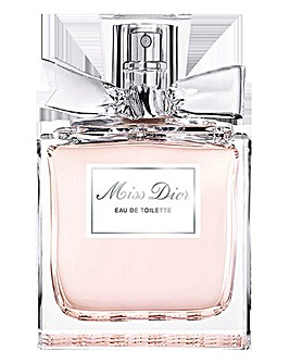 Miss Dior 50ml Eau de Toilette