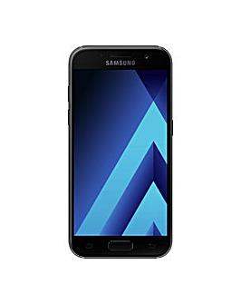 Samsung A3 2017 Mobile Phone