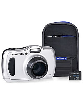 PRAKTICA Luxmedia WP240 Camera Kit