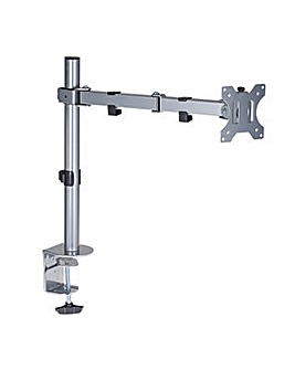 Proper Swing Arm Desk PC Monitor Mount