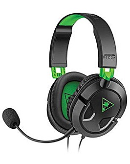 Turtle Beach Ear Force Recon 50X Headset