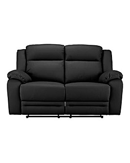 Croft Leather Recliner 2 Seater