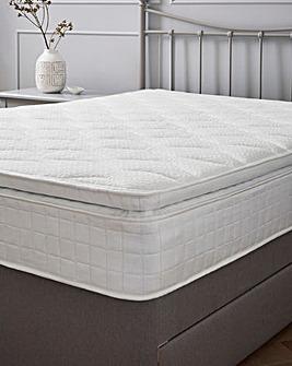 Layezee 800 Pillowtop 2 Drawer Divan Set
