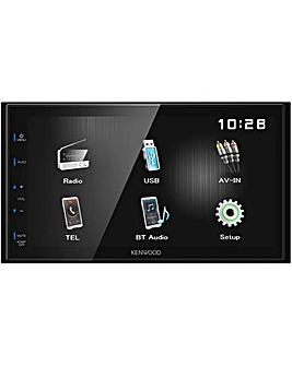 Kenwood DMX-110BT 2-DIN Car Stereo