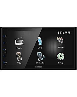 Kenwood DMX-110BT 2-DIN Car Stereo