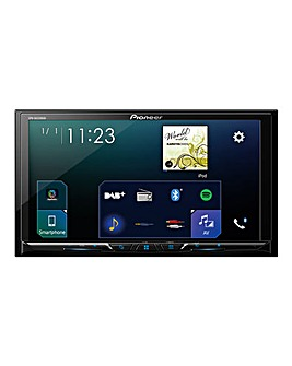 Pioneer SPH-DA230DAB 2-DIN Car Stereo with 7 inch Touchscreen, Bluetooth & DAB+