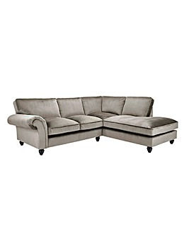 Everly Righthand Corner Chaise