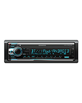 Kenwood KDC-X5200BT Car Stereo with CD Input & Built-in Bluetooth