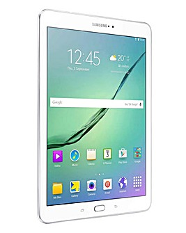 Samsung Tab A 7 inch Tablet Bundle White