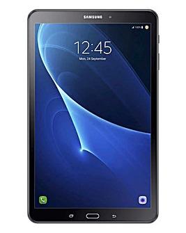 Samsung Tab A 7 inch Tablet Bundle Black