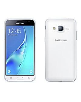 Samsung J3 2016 Sim Free White