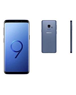Samsung S9 64GB Sim Free Blue