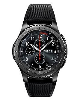 Samsung Gear S3 Front Watch Black