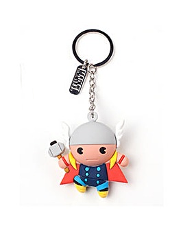 Thor Character 3D Keychain