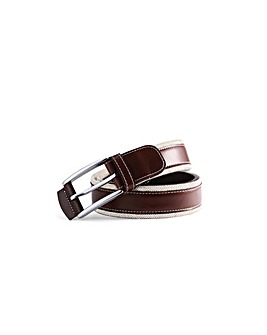 Woodland Leather Jean Belt