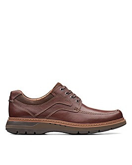 Clarks Un Ramble Lace Wide Fitting