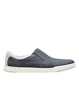 Clarks Step Isle Slip Standard Fitting
