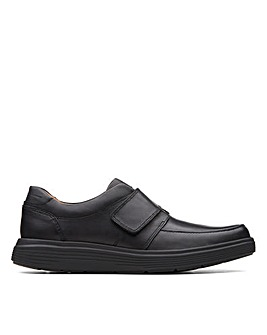 Clarks Un Abode Strap Wide Fitting