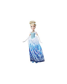 Princess Royal Shimmer Cinderella Doll