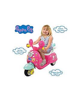 Peppa Pig 6V Powered Vehicle