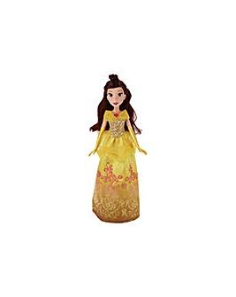 Disney Princess Royal Shimmer Belle Doll