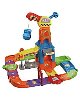 VTech Toot-Toot Construction Site