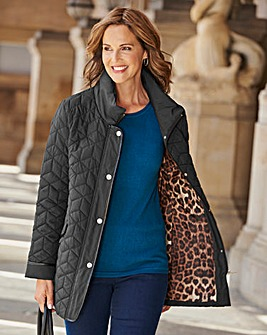 Dannimac Diamond Quilted Jacket