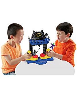DC Super Friends Battle Batcave