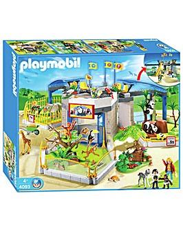 Playmobil 4093 Baby Animal Zoo