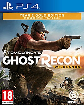 Ghost Recon Wildlands Year2 Gold Edition
