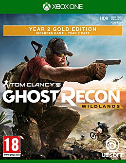 Ghost Recon Wildlands Year2 Gold Edition