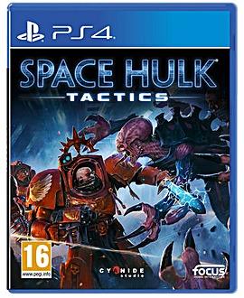 Space Hulk Tactics PS4