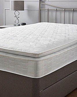 Airsprung Darcy Opencoil Pillowtop Rolled Mattress