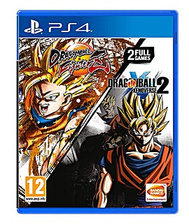 DragonBall Fighter Z and Xenoverse 2 PS4