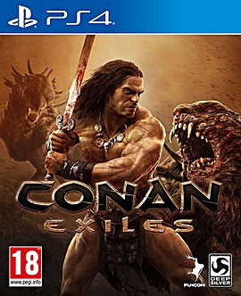 Conan Exiles Standard Edition PS4
