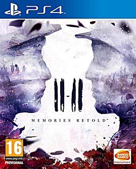 11 11 Memories Re-Told PS4