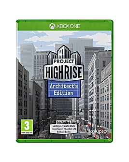 Project Highrise Architects Edition XB1