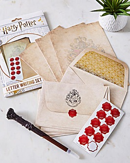 Harry Potter Letter Writing & Wand Pen